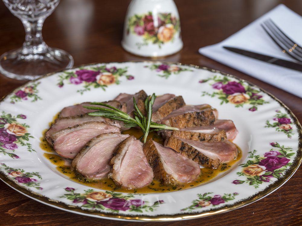 Balmoral Restaurant: 40W099 Illinois Rte 64, Campton Hills, IL