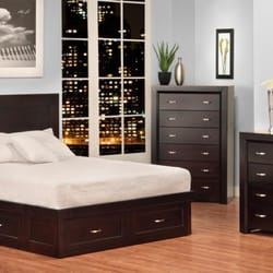 Photo Of Berkshire Furniture   Mississauga, ON, Canada. Handstone Contempo  Storage Bedroom