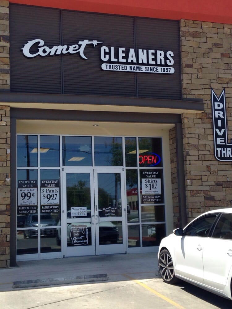 Comet Cleaners 13 Reviews Laundry Services 11026