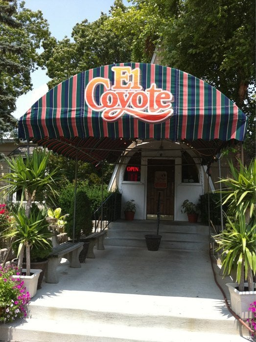 El coyote coupons cincinnati oh