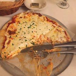 Photo Of Rini S Restaurant Elmsford Ny United States Real Italian Pizza