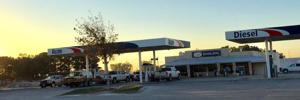 Halfmann's General Store: 109 W Currie St, Garden City, TX