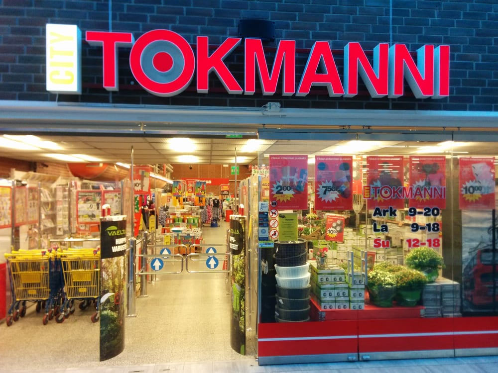 Tampere Tokmanni