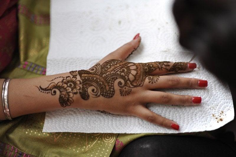 Bridal Mehndi West Midlands : Bridal mehndi by simi yelp
