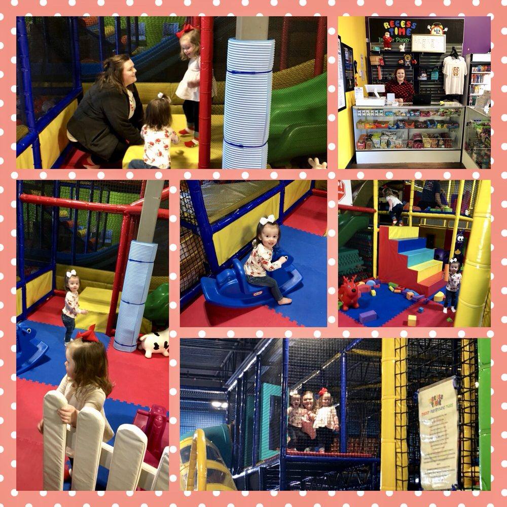 Recess Time Indoor Playground: 12848 South Frwy, Burleson, TX