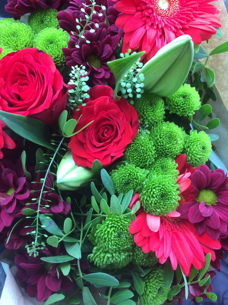 Lovely bunch of flowers - Yelp