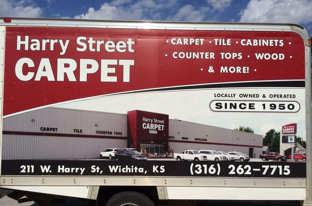 Harry Street Carpet: 211 W Harry, Wichita, KS
