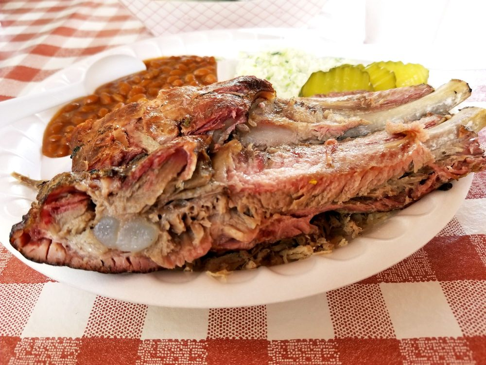 Mac's Barbeque: 5711 Spring St, Warm Springs, GA