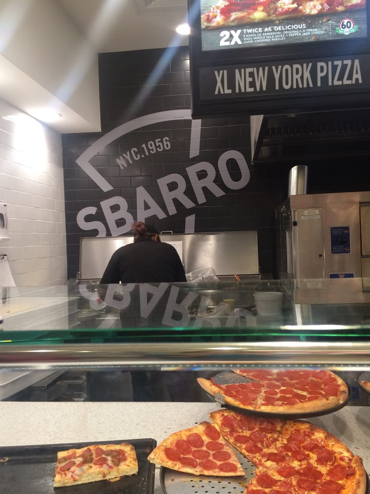 Sbarro the italian eatery italiensk 6101 gateway blvd for Italian el paso tx