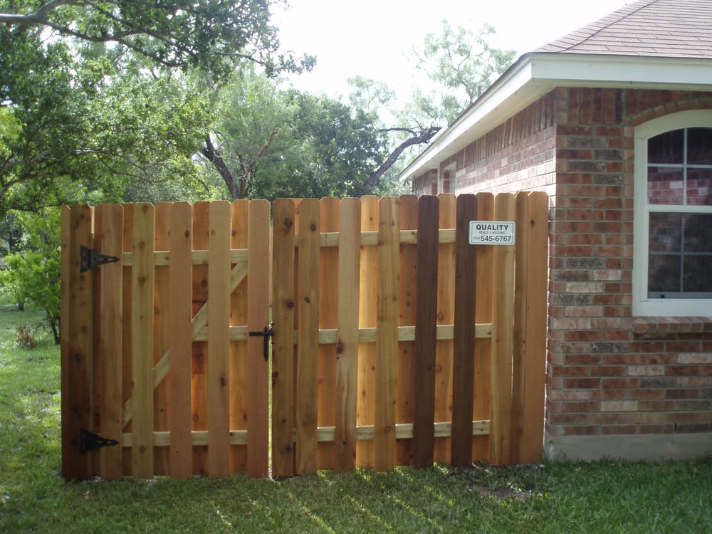 Residential Wood Fence Yelp