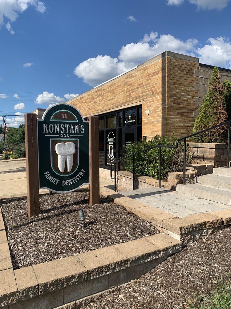 Konstan's Mogadore Family Dentistry: 11 S Cleveland Ave, Mogadore, OH
