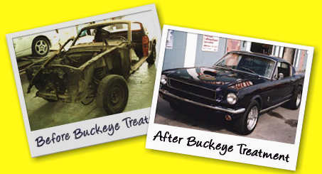 Buckeye Body Shop 18790 SW 105th Pl Cutler Bay, FL Car Service