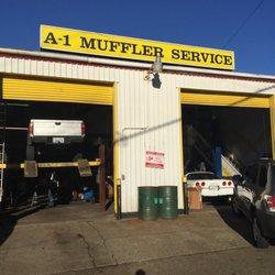 Inspirational A1 Muffler Everett
