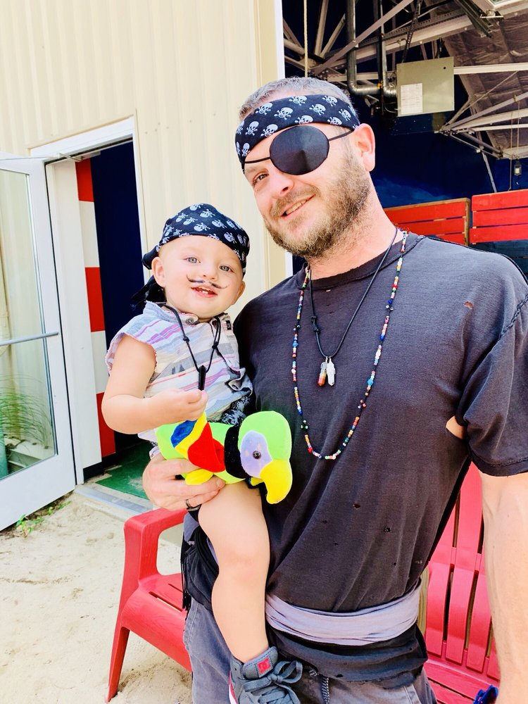 Social Spots from Pirate Adventures On the Chesapeake