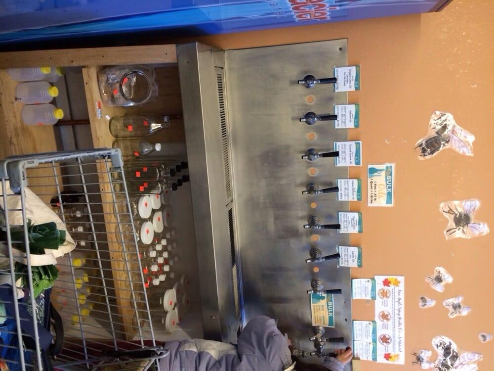 Brattleboro Food Coop: 2 Main St, Brattleboro, VT