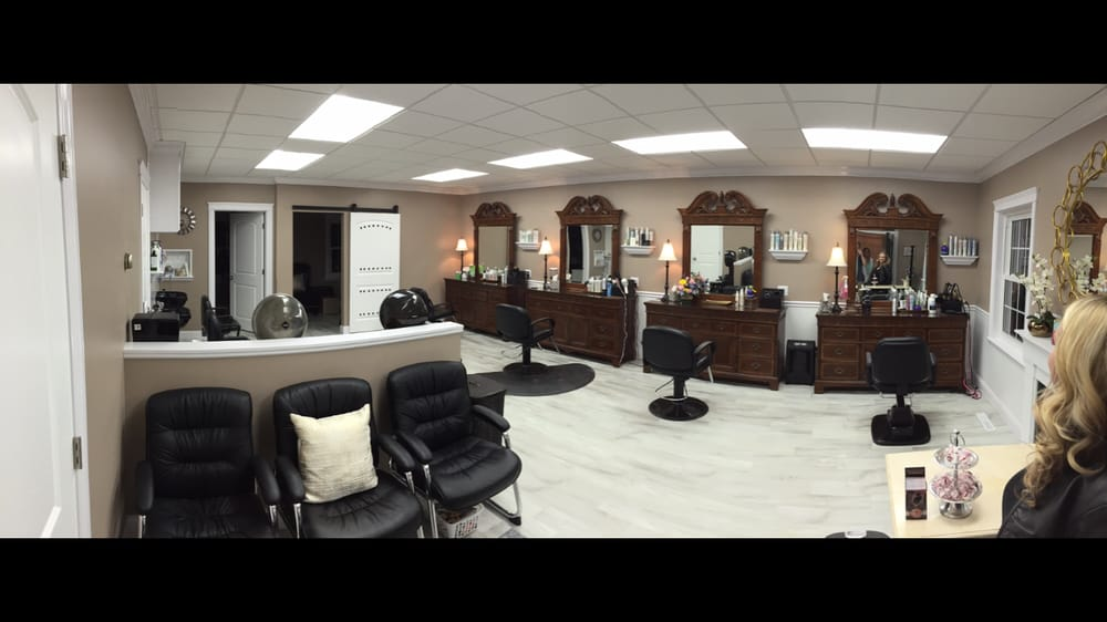 The look salon hair salons 960 e 53rd st davenport for 186 davenport salon review
