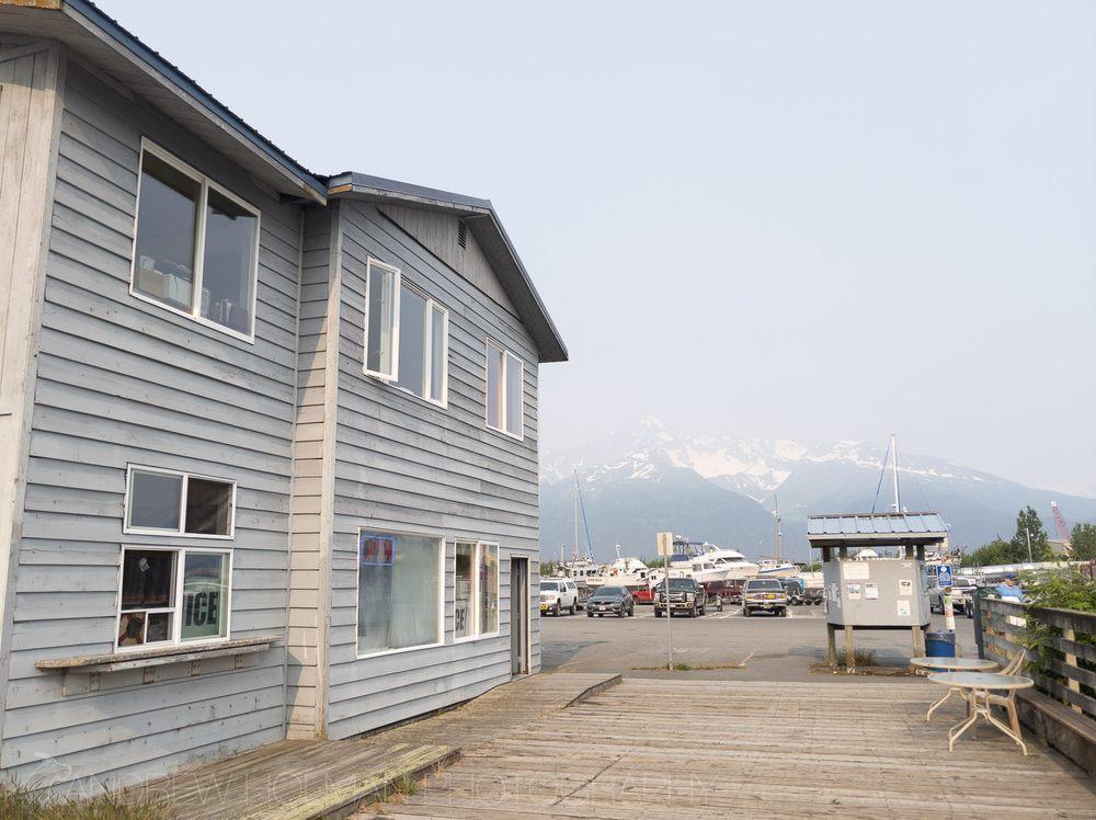 Bay Barge Company Dock Store: 805 Port Ave, Seward, AK
