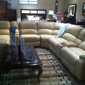 Pleasing My Choice Leather Sectional Couch With 2 Recliners And A Pabps2019 Chair Design Images Pabps2019Com