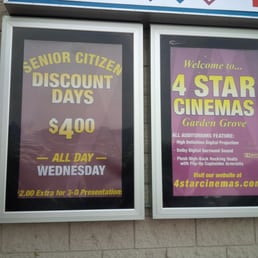 Wednesday Senior Discount 4 Yelp