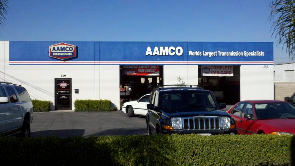 Aamco Transmissions Total Car Care Harbor City Ca