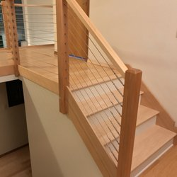 Nice Photo Of Portland Stair Company   Portland, OR, United States. Cable  Railing System