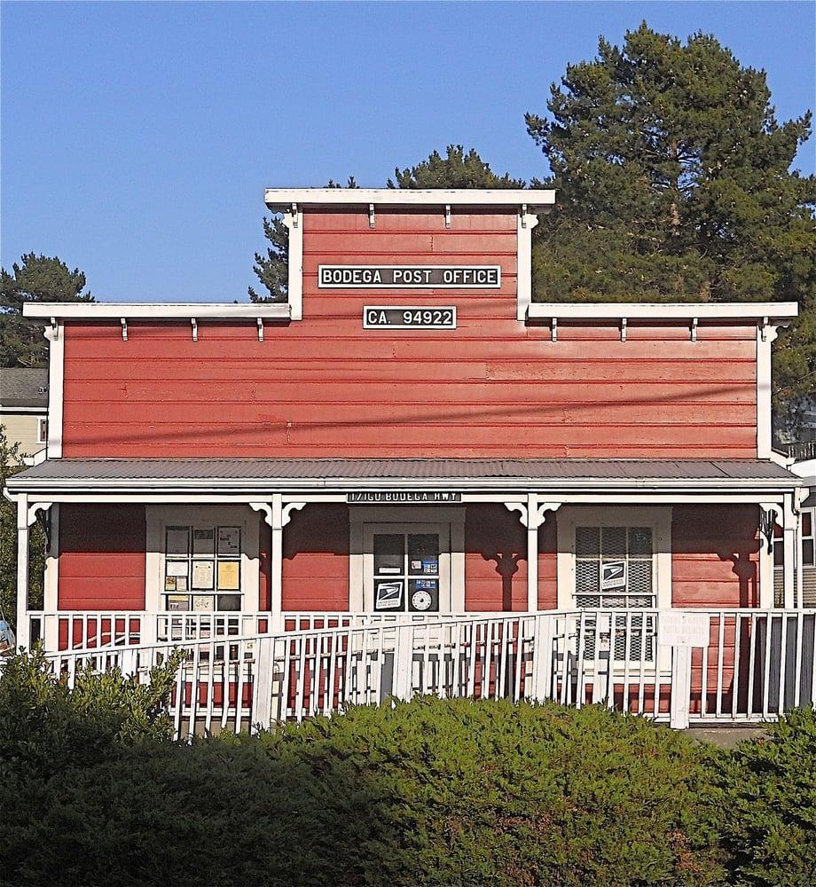 US Post Office: 17160 Bodega Hwy, Bodega, CA