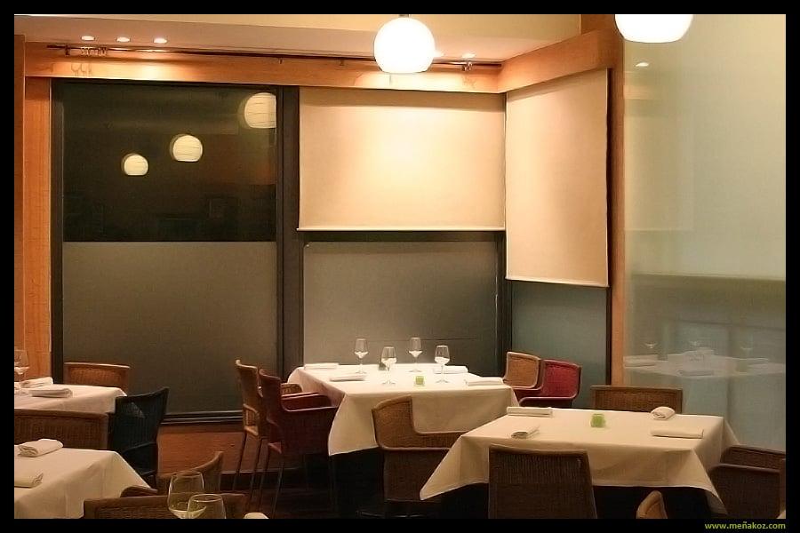 Restaurante me akoz zubigane 1 sopelana - Restaurante gardoki sopelana ...