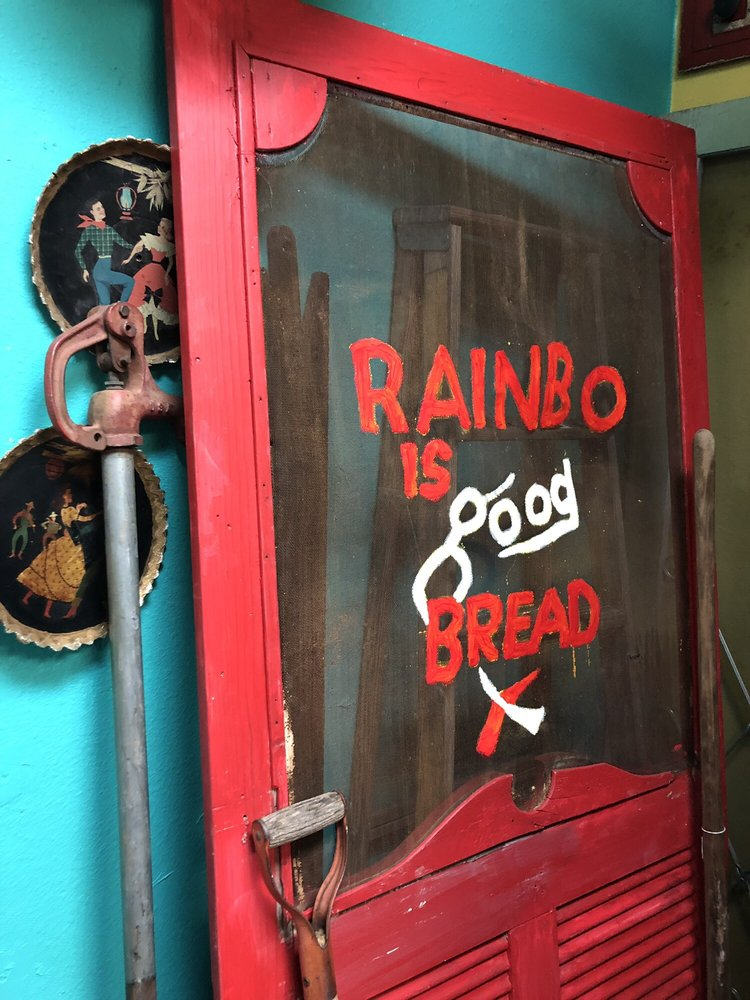 The Rusty Chandelier Marketplace