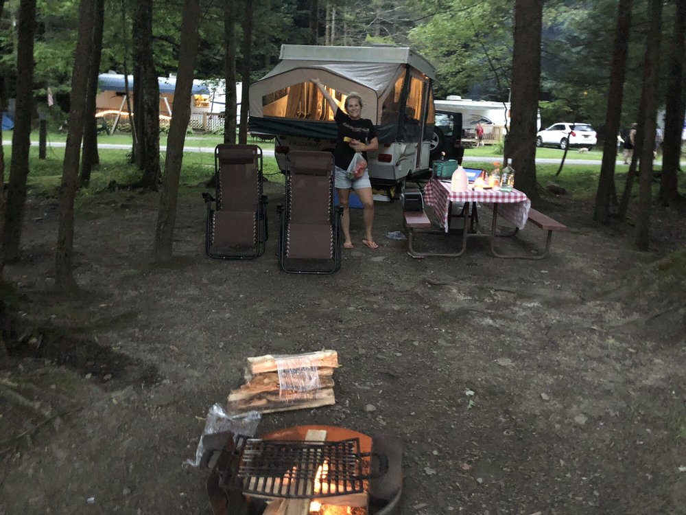 Lakeside Campground: 336 Hargrave Rd, Windsor, NY