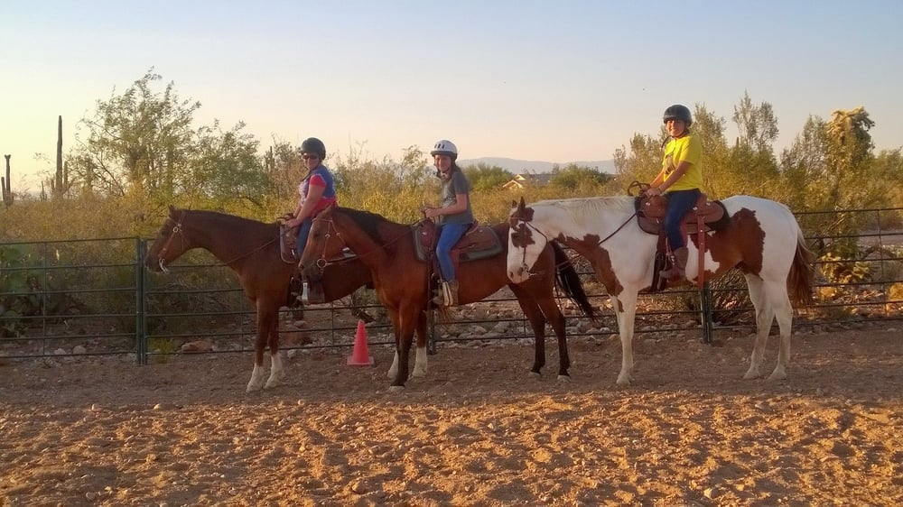 Its A Cinch Horsemanship: 17735 S Mann Ave, Sahuarita, AZ