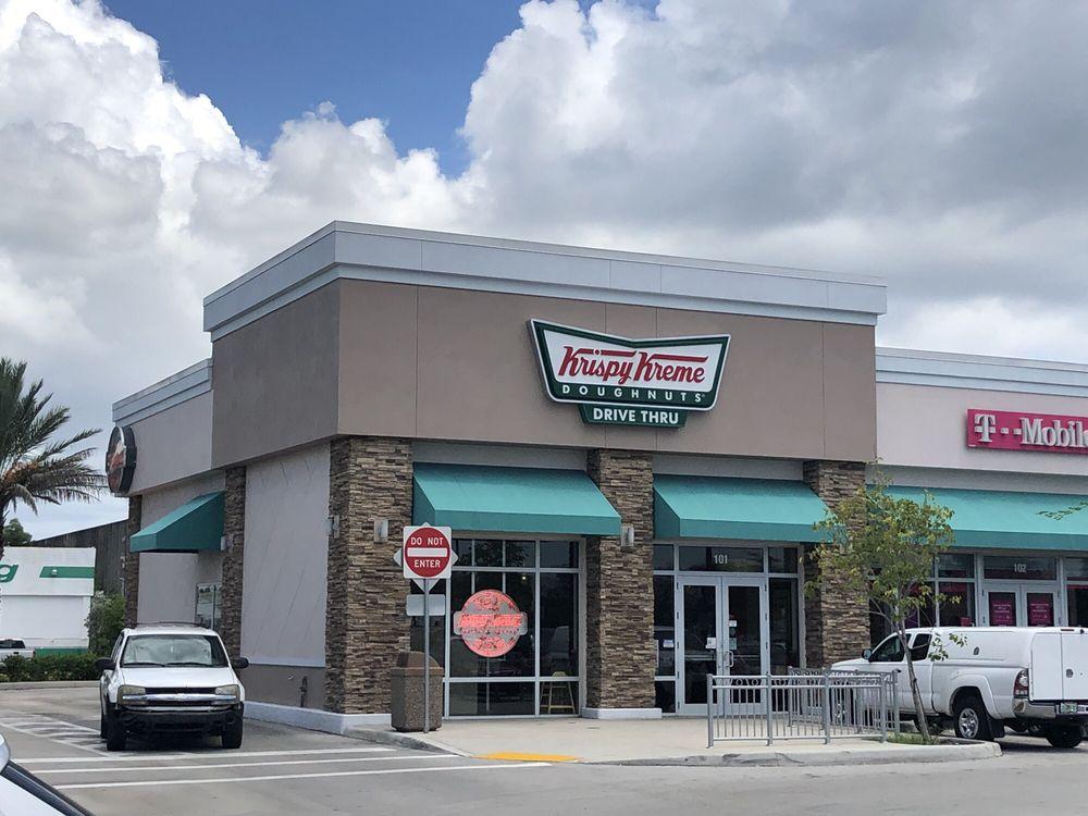 Krispy Kreme: 2510 W Broward Blvd, Fort Lauderdale, FL