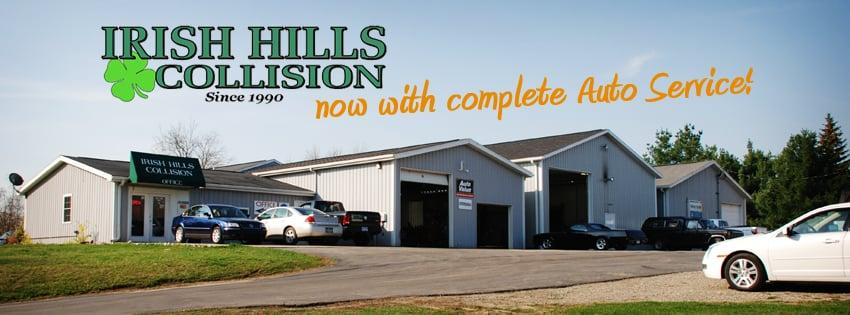Irish Hills Collision: 14221 US Hwy 12, Brooklyn, MI
