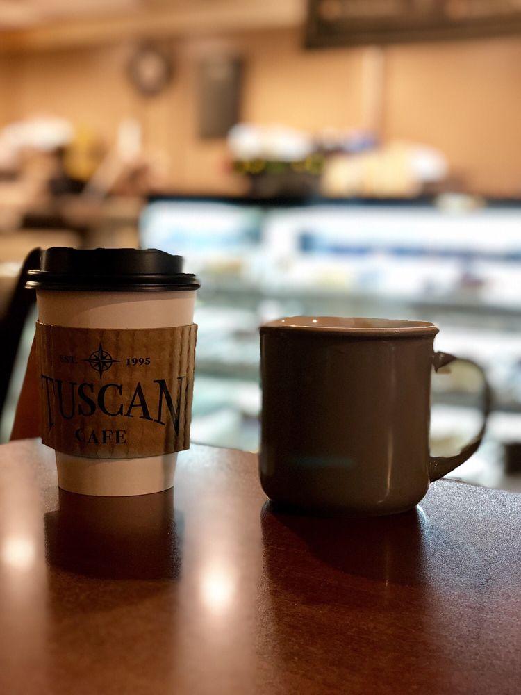 Tuscan Cafe: 150 N Center St, Northville, MI