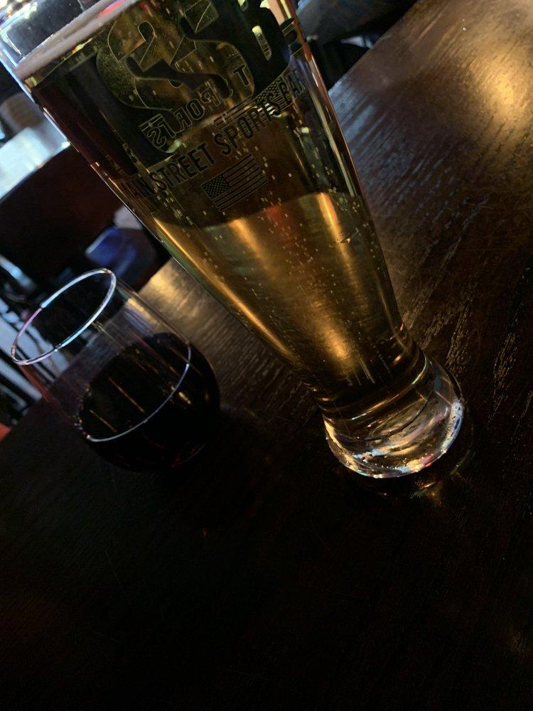 Main Street Sports Bar and Grill: 1226 Greeley Ave N, Glencoe, MN