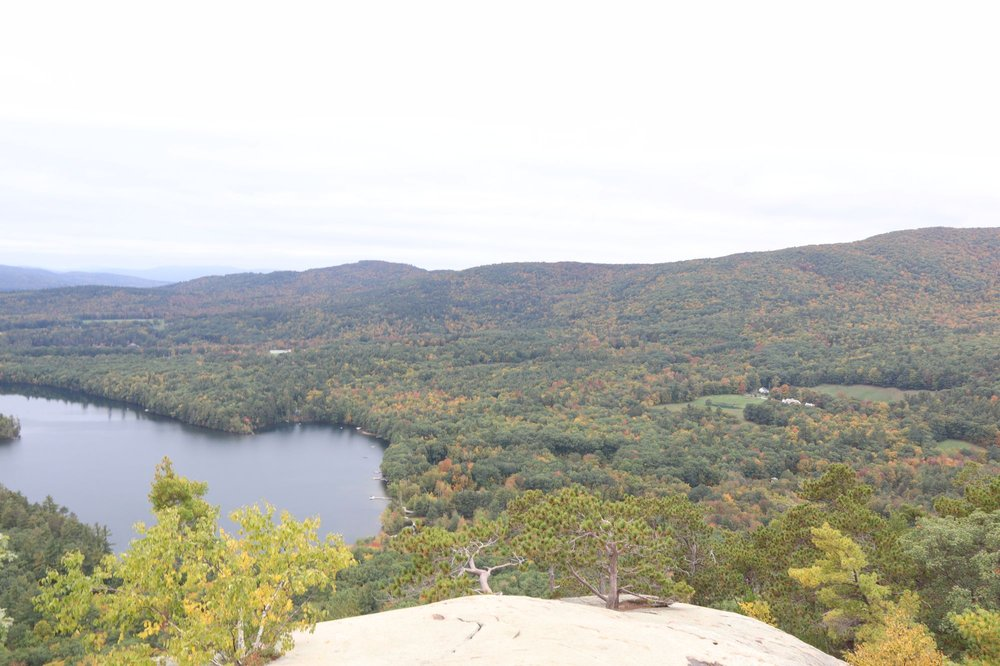 Rattlesnake Trail: Route 113, Plymouth, NH