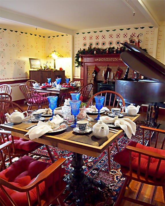 The Coach And Horses Tea Room Winchester Va
