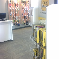 Photo Of Sprint Store   West Covina, CA, United States. Accessories Display.