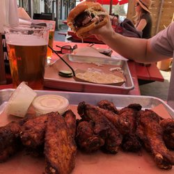 Photo Of Home Team Bbq Charleston Sc United States Wings Are A