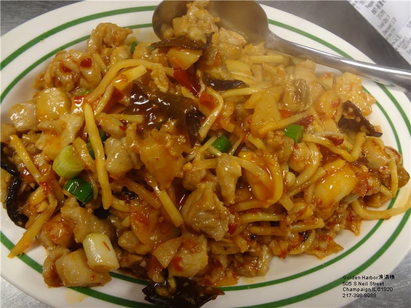 Diced Chicken With Chinese Garlic Sauce - Yelp