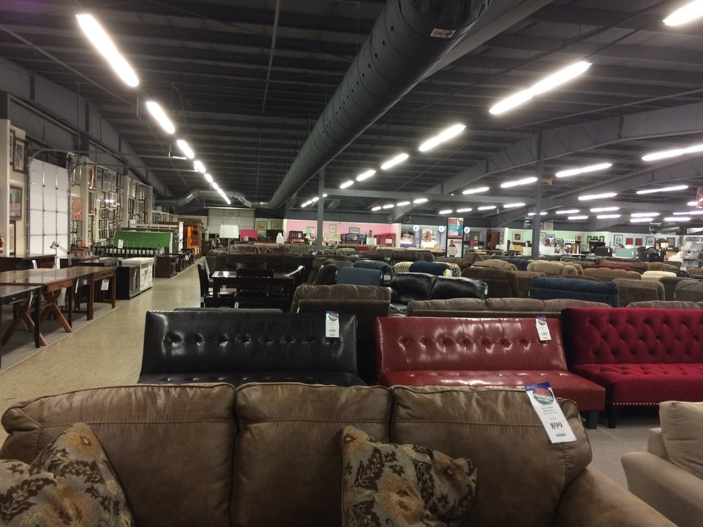 Photo Of Colfax Furniture U0026 Mattress   Kernersville, NC, United States. A  View