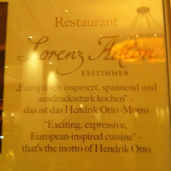 lorenz adlon esszimmer - temp. closed - 90 photos & 60 reviews, Esszimmer dekoo
