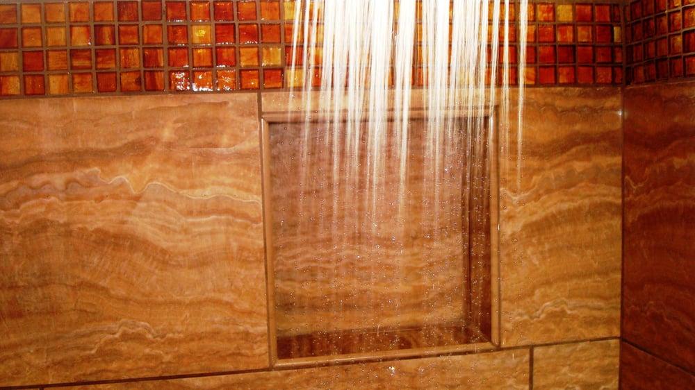 Custom Shower Design Yelp