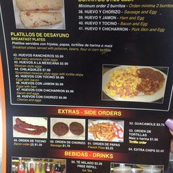 La Morenita Mexican Cafe