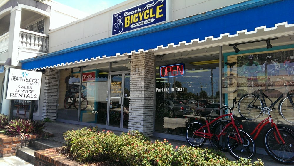 Bob's Beach Bicycle Works: 113 5th Ave, Indialantic, FL