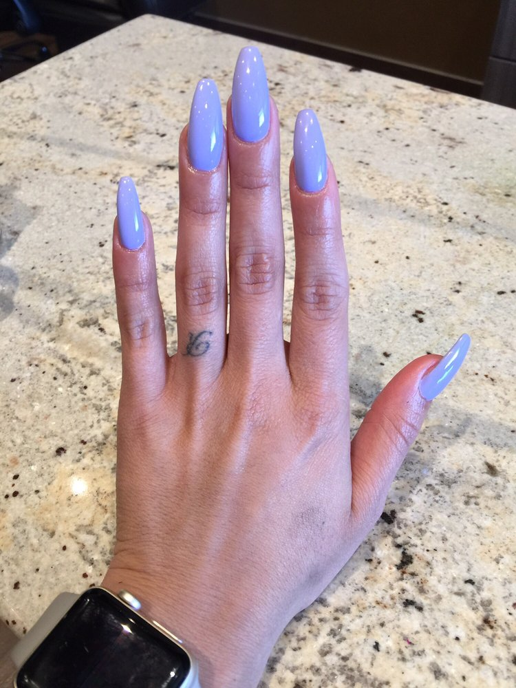 Nails By Lee! LONG, THIN, COFFIN NAILS! - Yelp