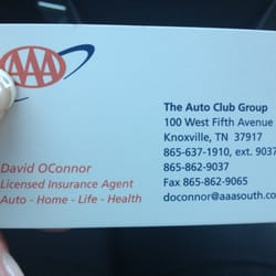 Photo Of AAA   West Knoxville   Knoxville, TN, United States. David Was