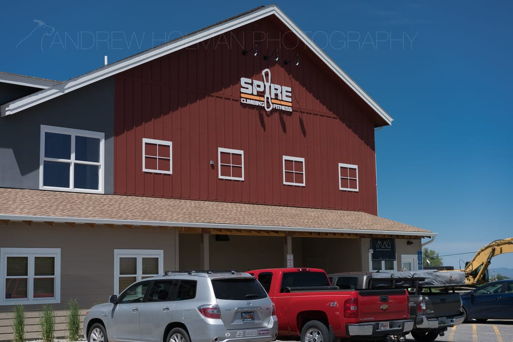 Spire Climbing Center: 13 Enterprise Blvd, Bozeman, MT