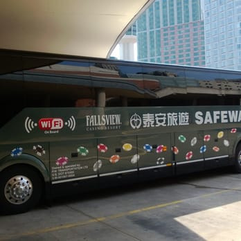 Photo Of Safeway Tours Toronto On Canada New Tour Bus