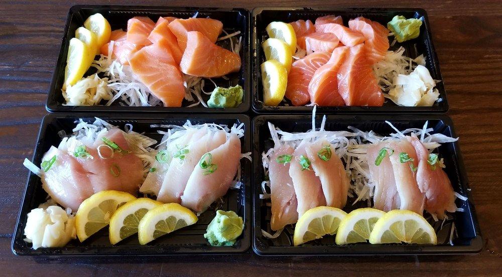 Food from Kibo Asian Fusion Restaurant