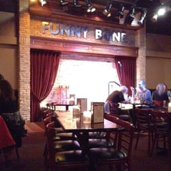 P O Of Funny Bone Comedy Club Urbandale Ia United States